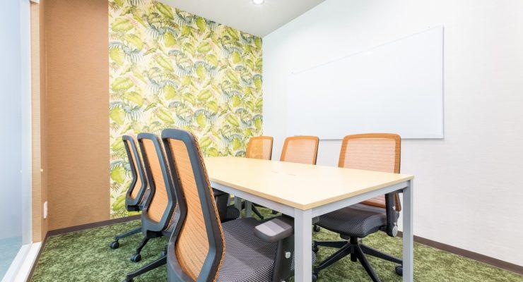 会議室、応接スペース