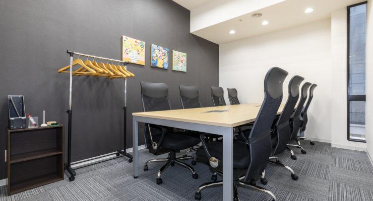 全国30拠点以上の会議室も使える打ち合わせスペース