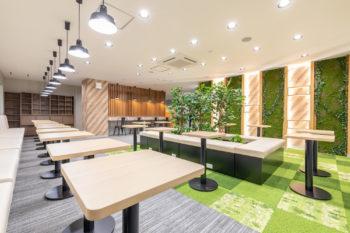 京都 四条烏丸オフィス