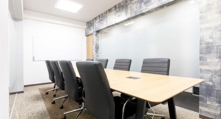 全国のビズサークル拠点の会議室が使える