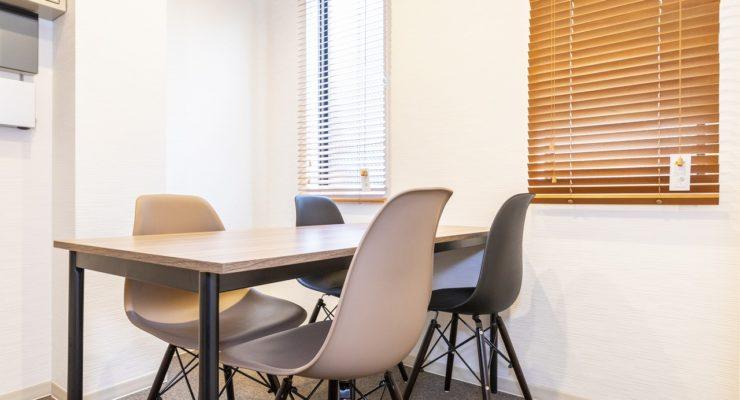 神田大手町オフィスの会議室+全国40拠点以上の会議室が利用可