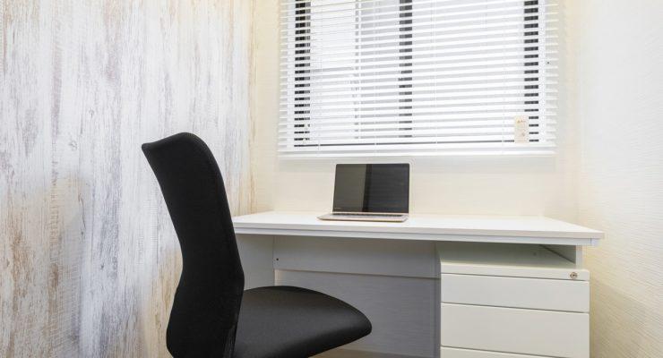 全室窓付きで明るく快適なオフィス室内