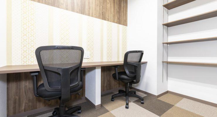 『デザイン性×機能性』にこだわったレンタルオフィス