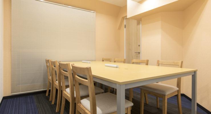 全国のビズサークル約40拠点以上の会議室が利用可能