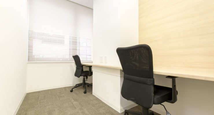 2~3名用室内オフィス