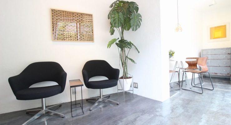 デザイン性と機能性を追求したレンタルオフィス