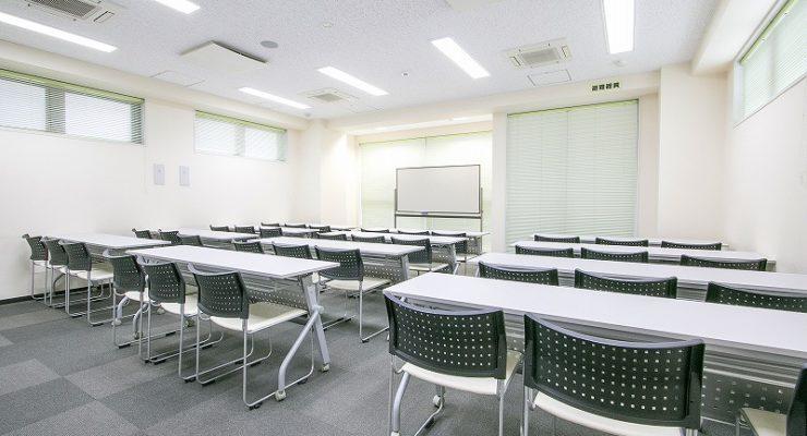 会議室・セミナールーム完備