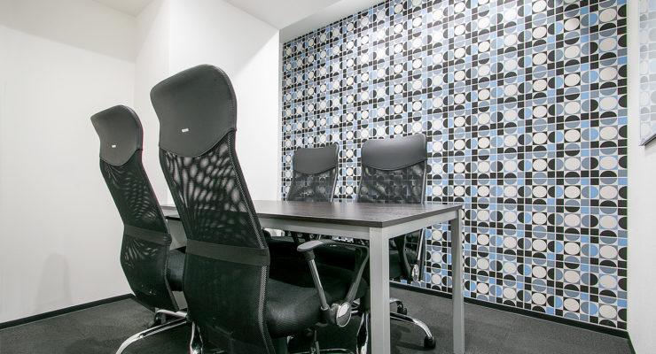 個室タイプの会議室