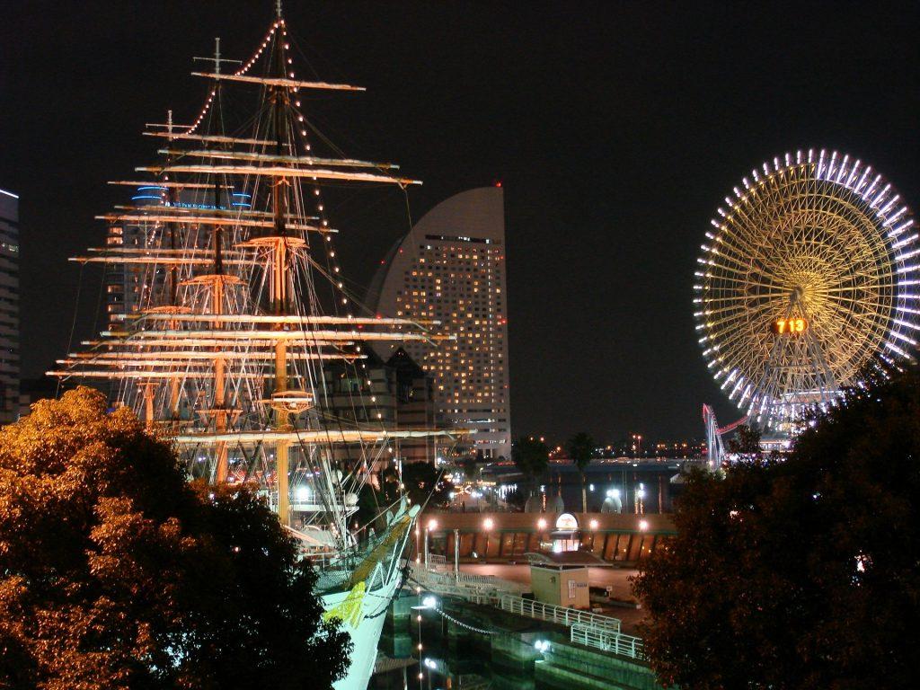 Ⅳ. 横浜の中心地「元町・中華街」に堂々誕生。