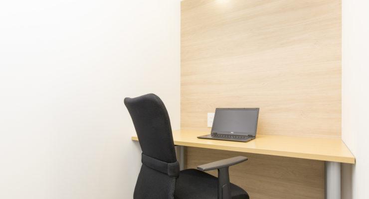 1名用室内オフィス