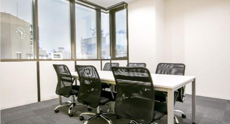 打ち合わせなどに使用可能な会議室を3ヵ所ご用意