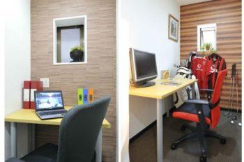 レンタルオフィス ビズサークル駒込 個室