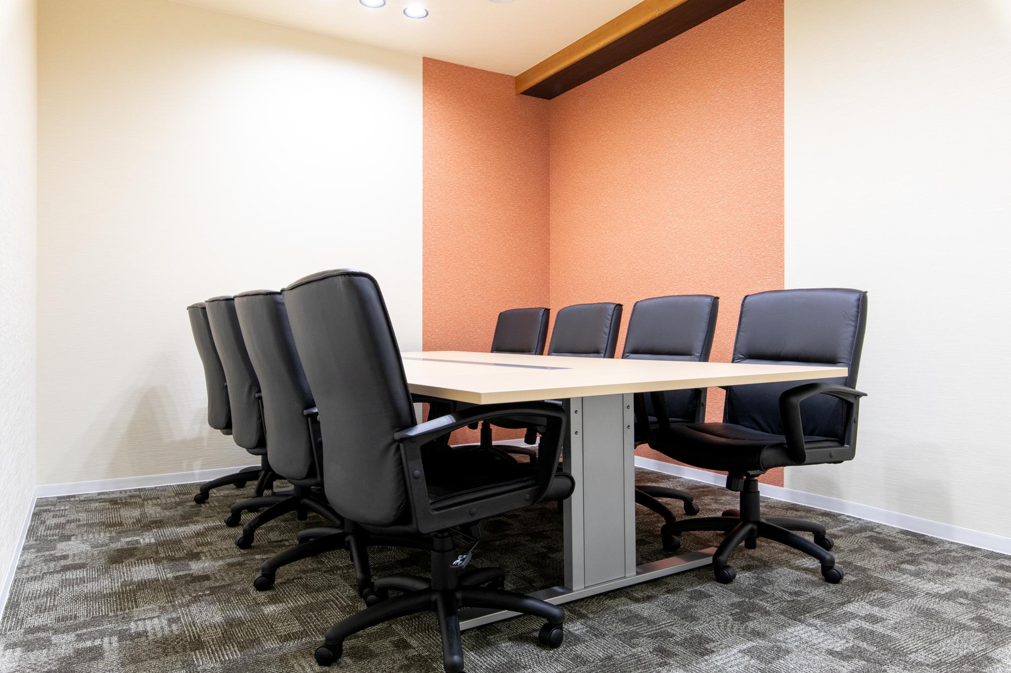 全国にある50拠点の会議室が利用可能