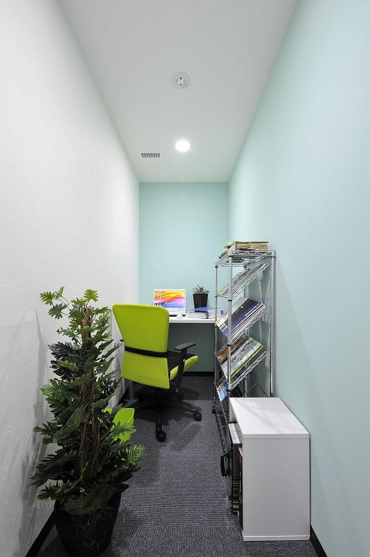 「1人用オフィス」23,000円~最多価格帯:29,000円
