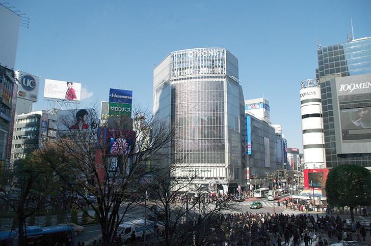 渋谷駅から徒歩9分の好立地