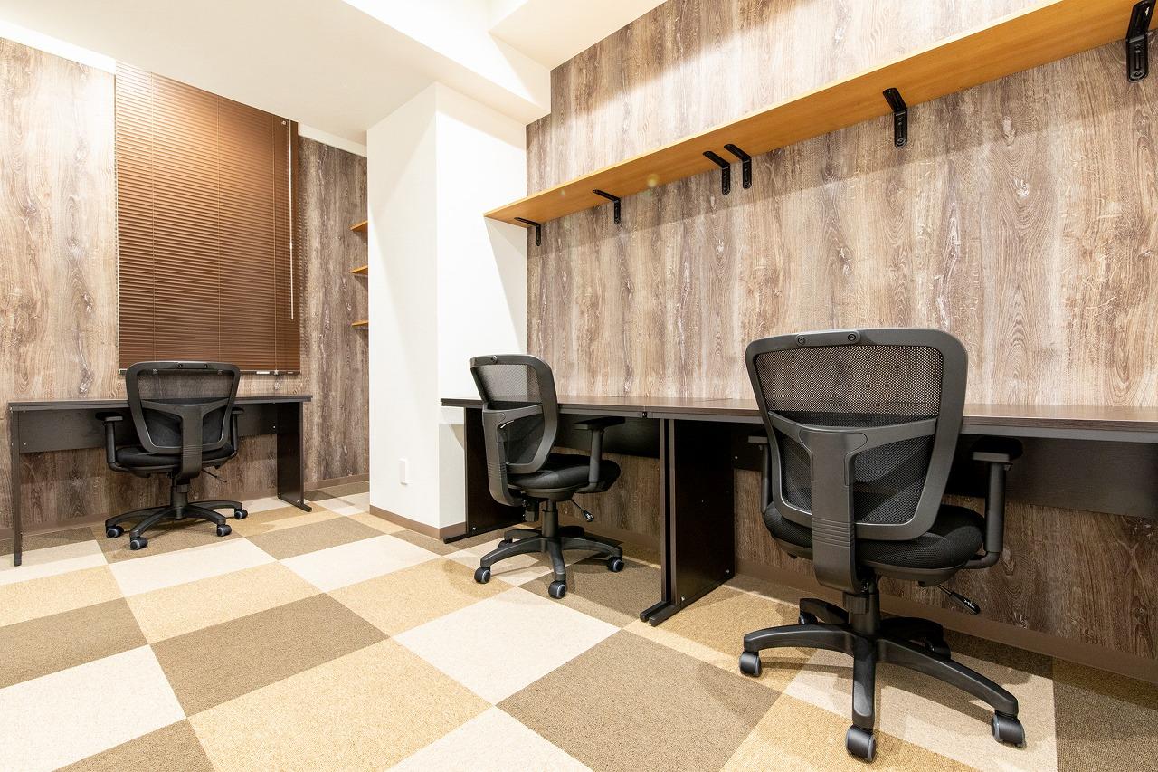 レンタルオフィス個室
