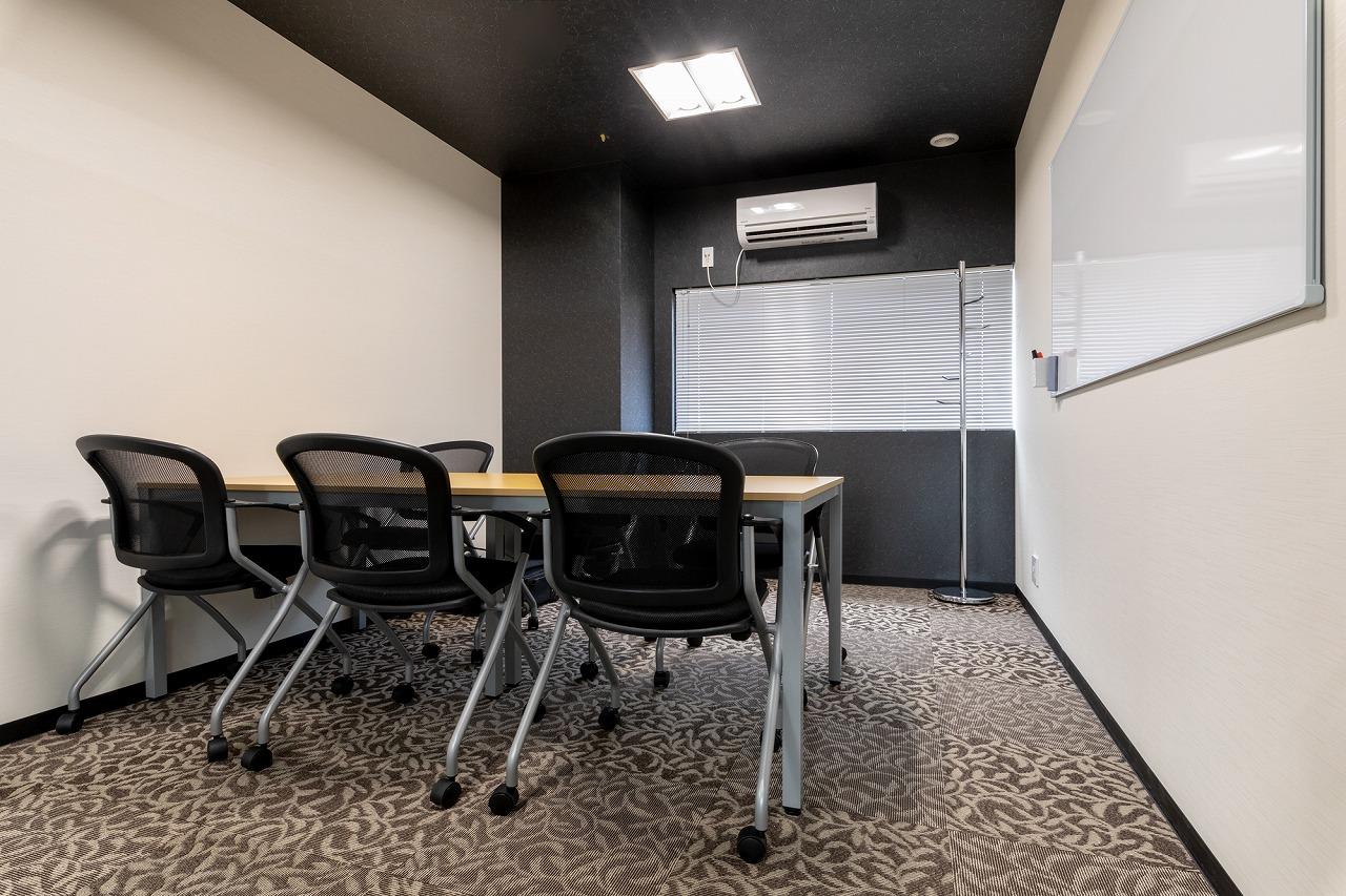 嬉しいサービス:40拠点以上の会議室が利用可能!