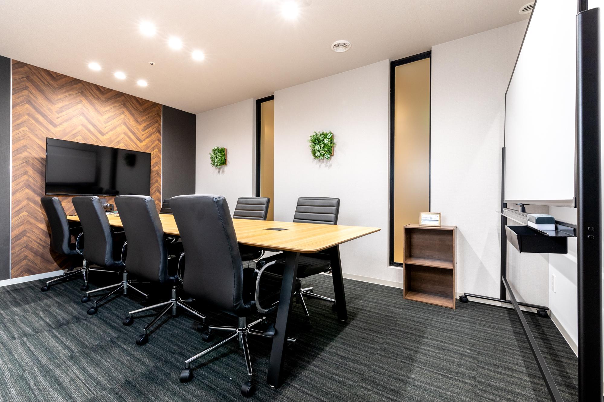 全国50ヵ所の会議室をリーズナブルな価格で利用可能