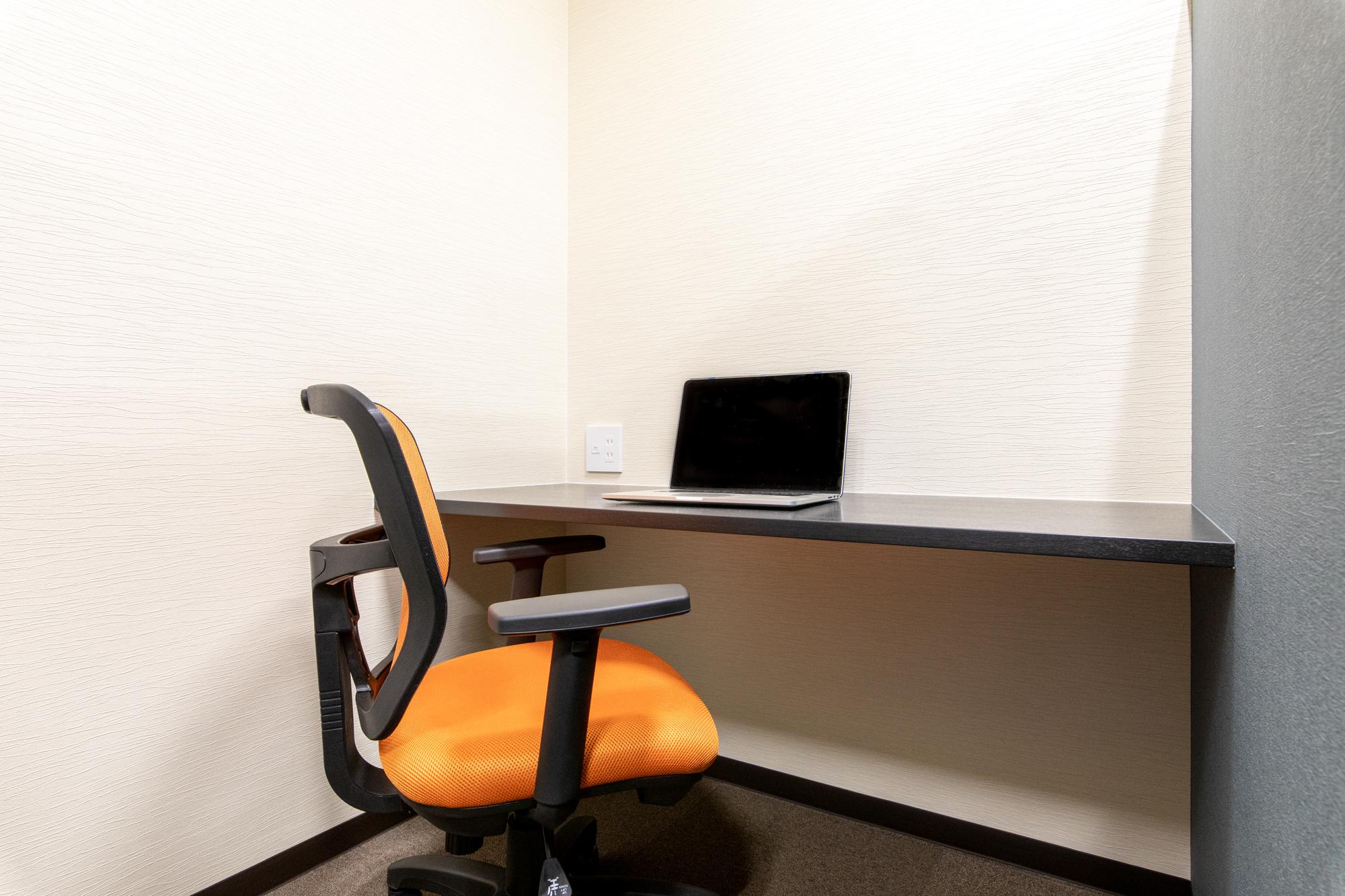 短期利用特別プラン 2週間~利用可能なレンタルオフィス