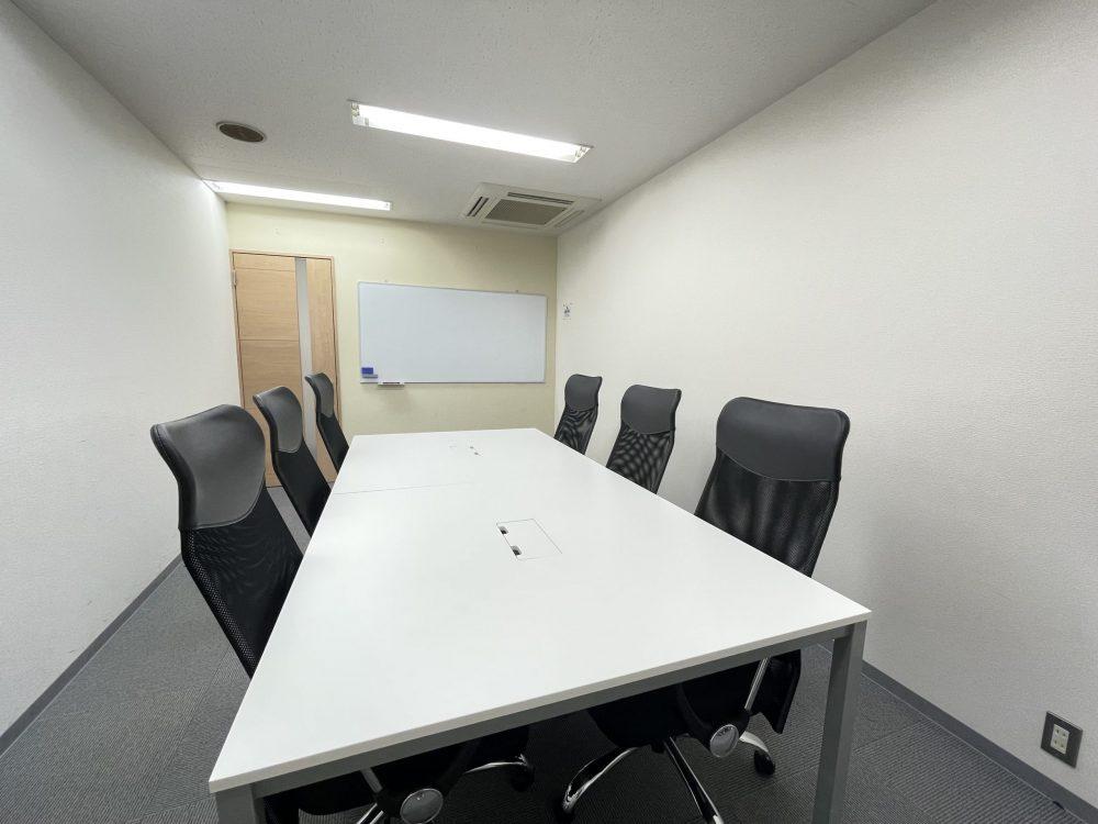 【非会員さま利用可】外部への会議室貸し出し行ってます