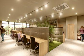 南町田オフィス(グランベリーパーク)2020年1月29日OPEN予定