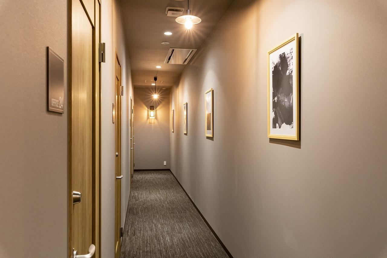 登記も出来る許認可申請対応レンタルオフィスが利用用途の幅を広げます。