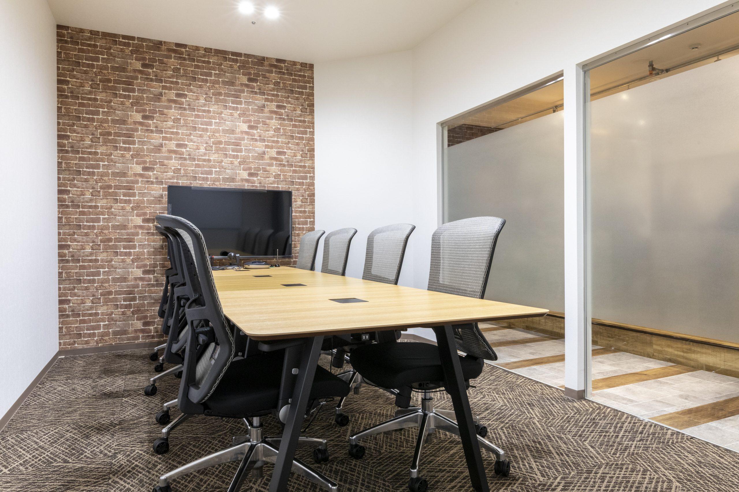 会議室、レセプションブース