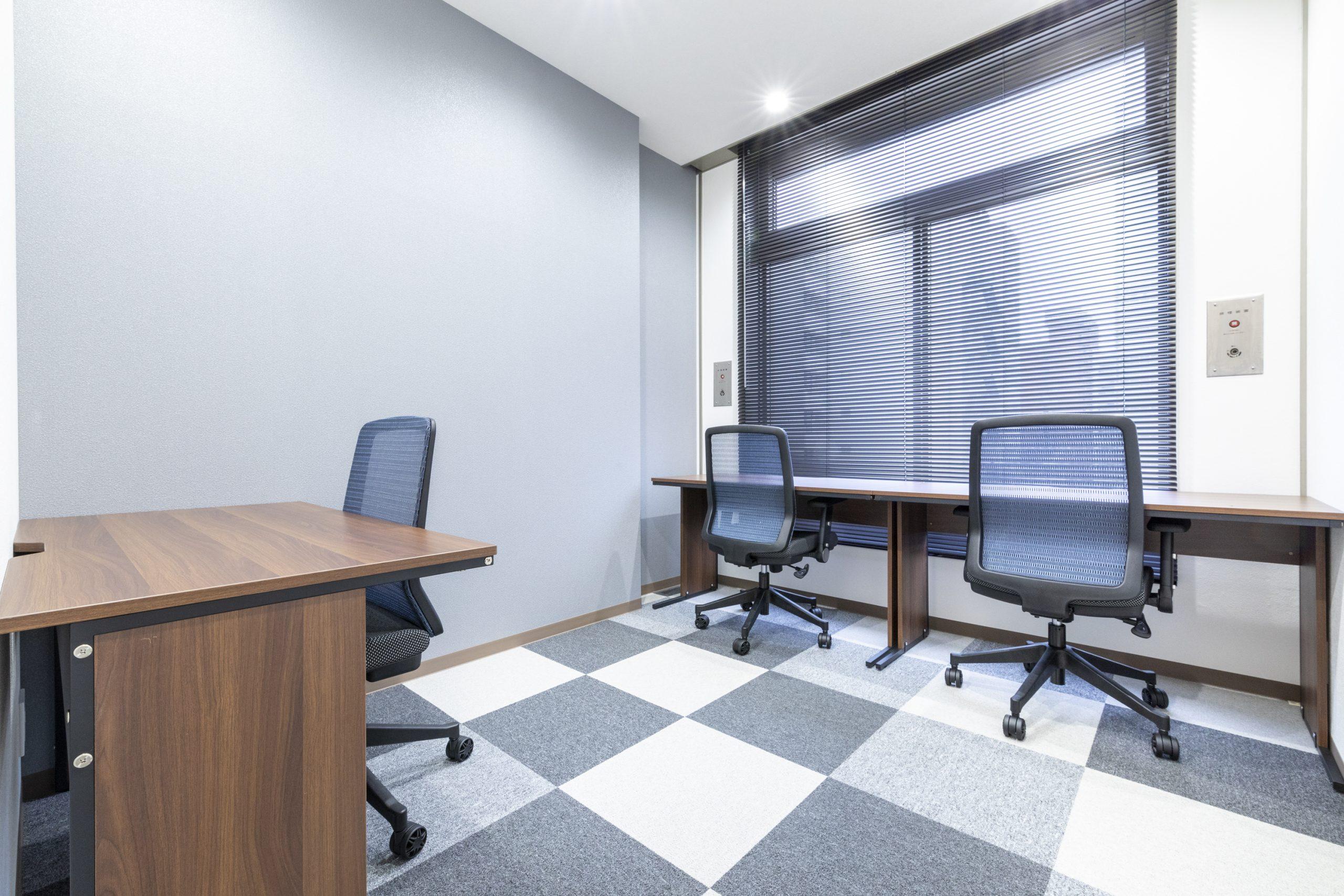 サテライトオフィスに最適!分散に最適な3~4名用オフィス 月額78,000円~