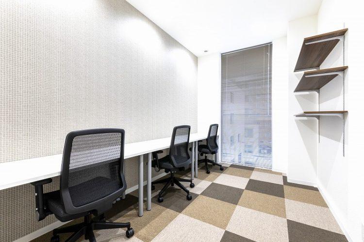 町田オフィスの3名用レンタルオフィス