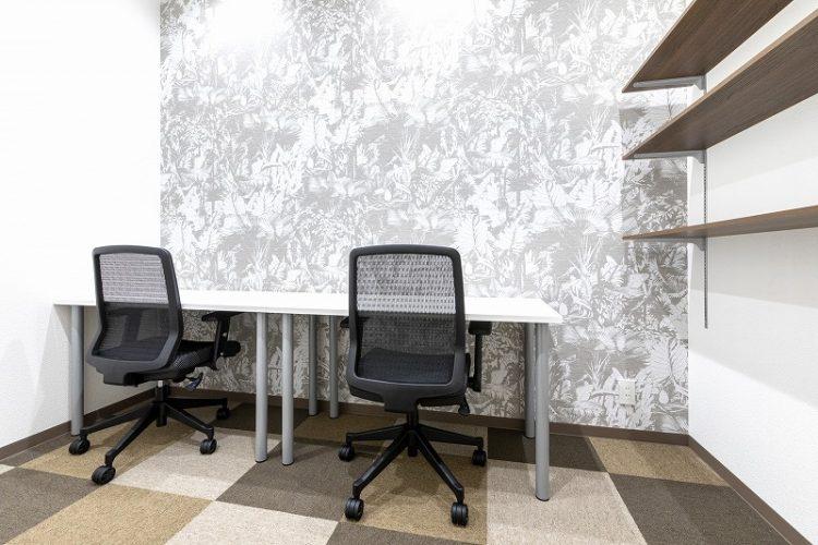 町田オフィスの2名用レンタルオフィス