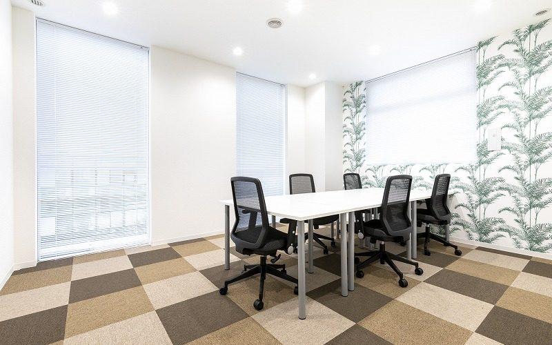 町田オフィスの5名用レンタルオフィス
