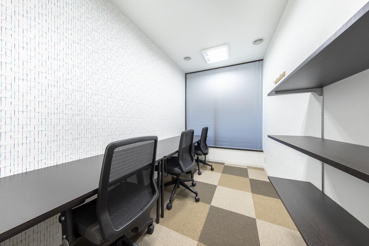 完全個室のレンタルオフィス
