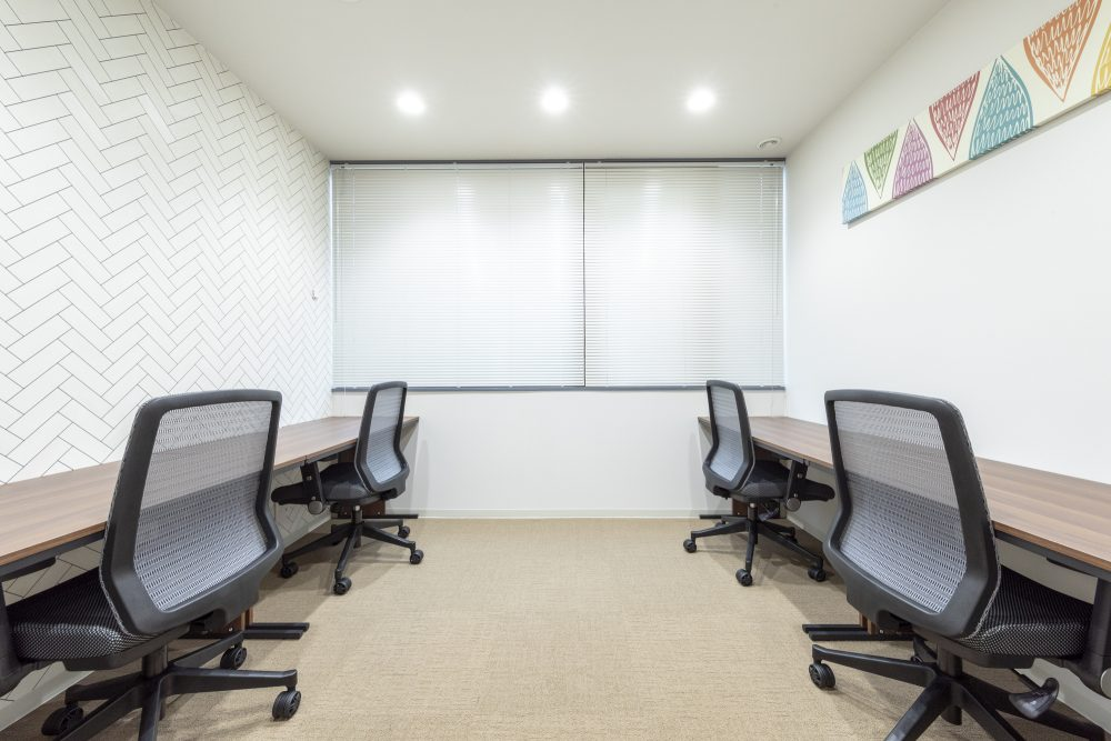 BIZcomfort藤沢のレンタルオフィス④短期歓迎