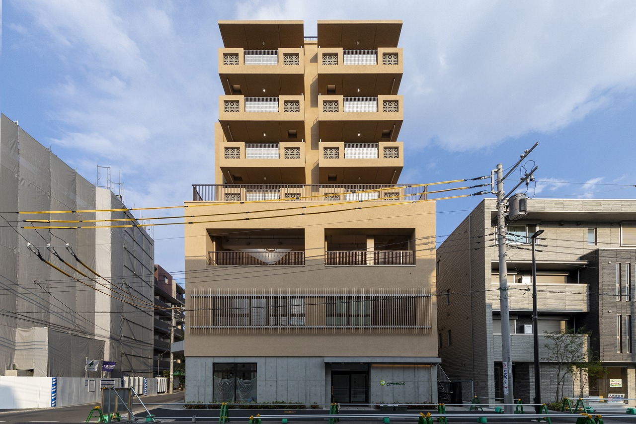 「登戸」駅徒歩3分の新築オフィス