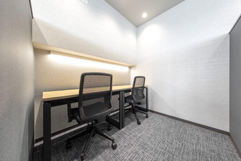 【半個室・固定席】2名用は事務所用におすすめ