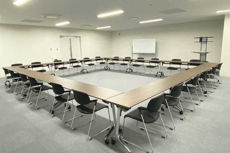 水戸 会議4(セミナールーム)