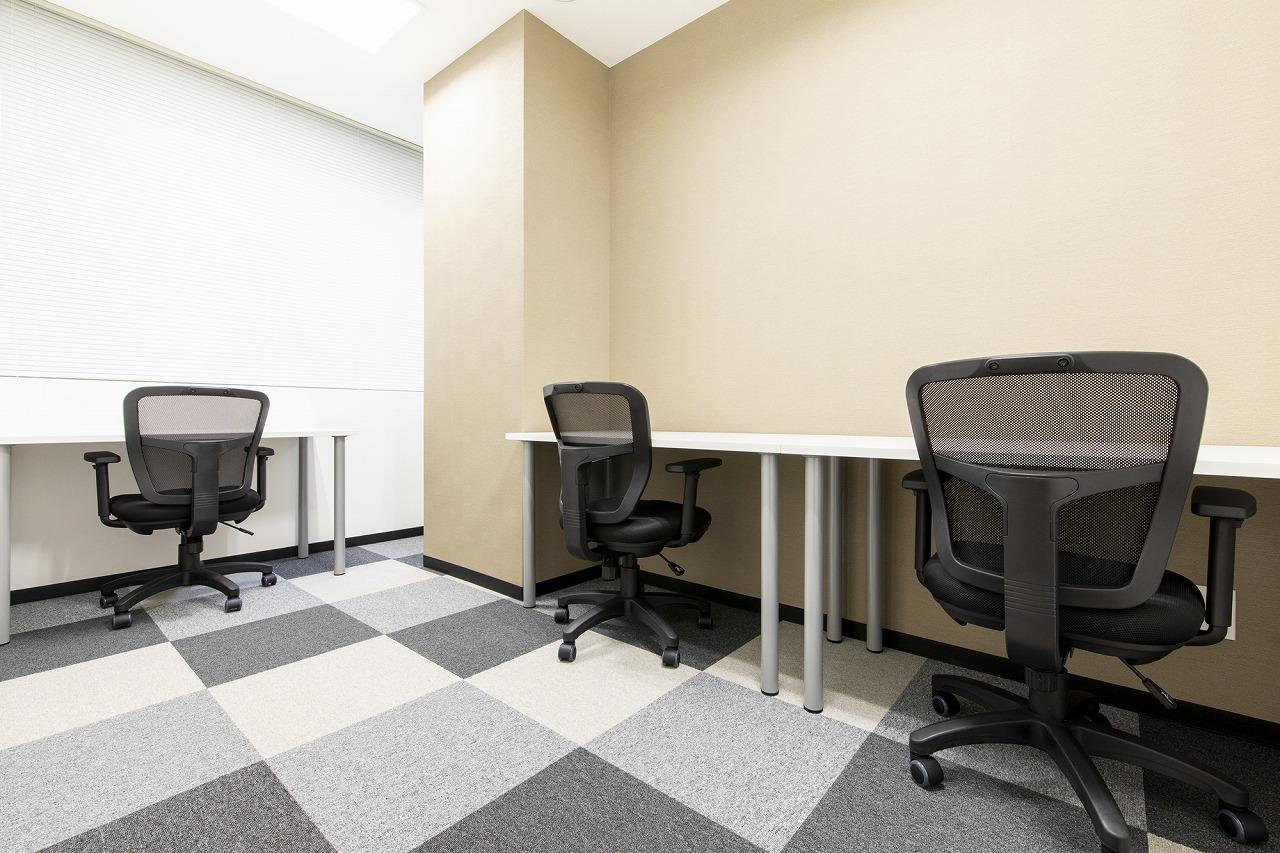 完全個室型レンタルオフィス